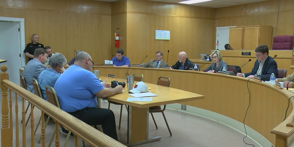 City leaders reject vicious dogs ordinance