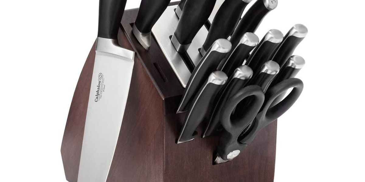 Recall: Calphalon knives could break during use