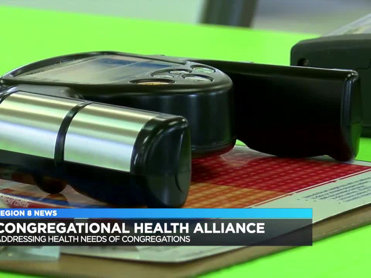 Congregational Health Alliance targets community needs through churches