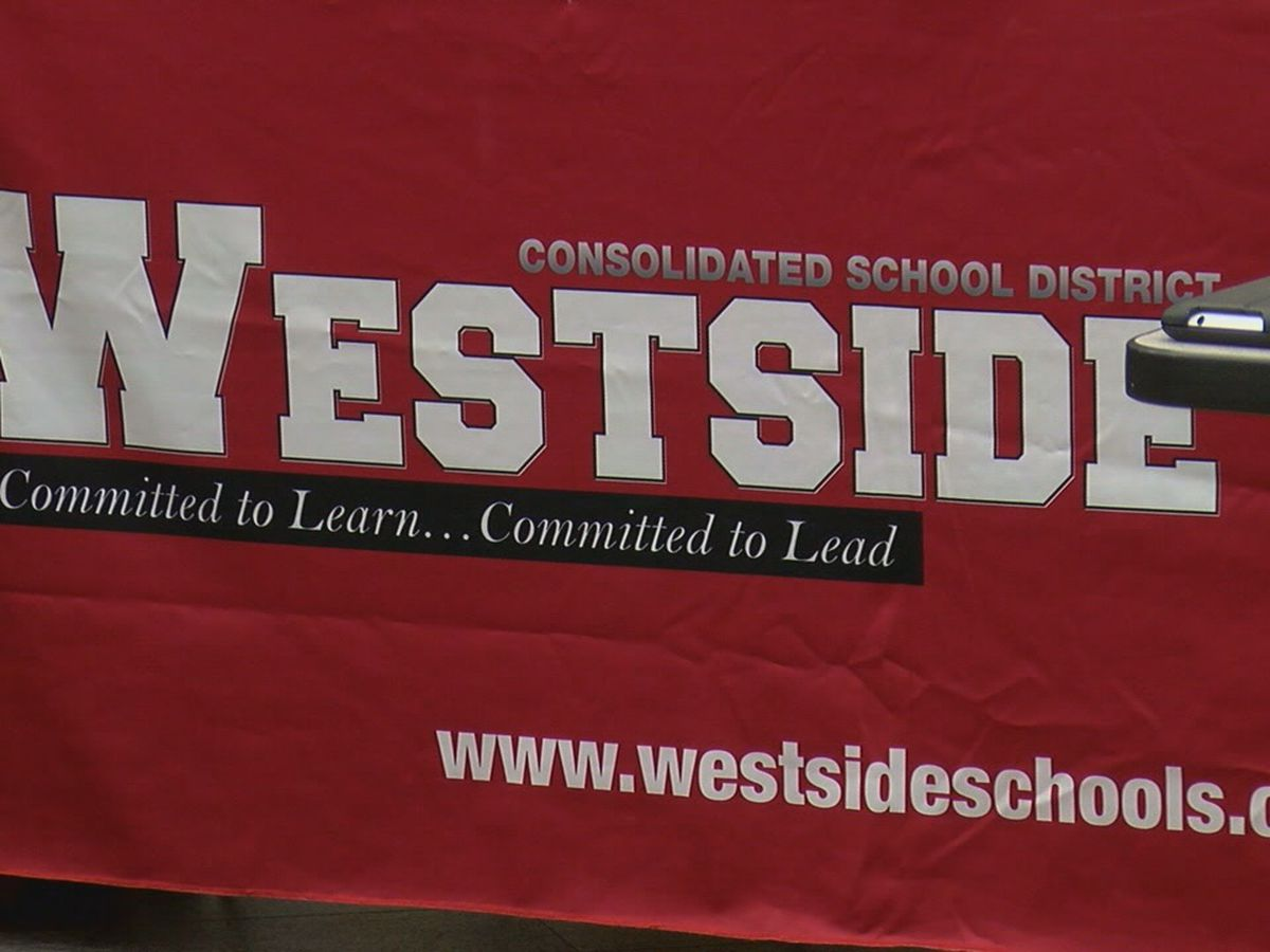 Westside High School locked down after students exchange gun in restroom