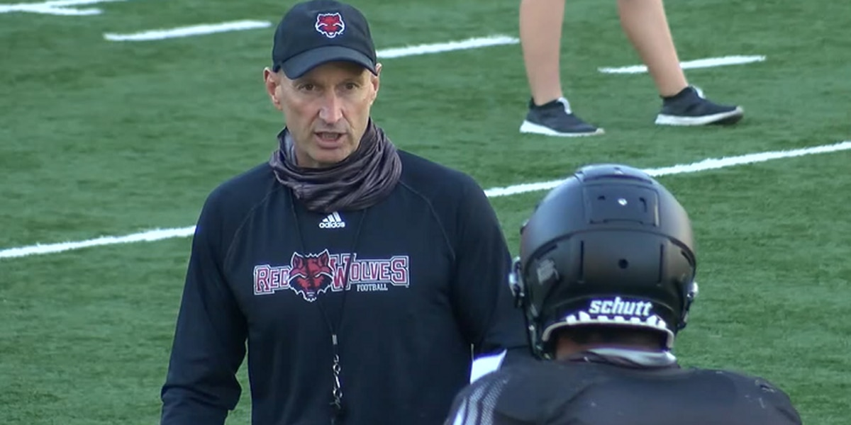 Anderson makes defensive changes on Arkansas State coaching staff