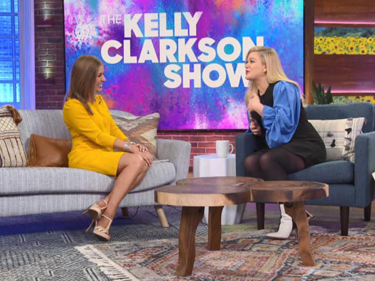 WATCH: Interview with Kelly Clarkson ahead of new show on WAFB; Young and the Restless moves time slots