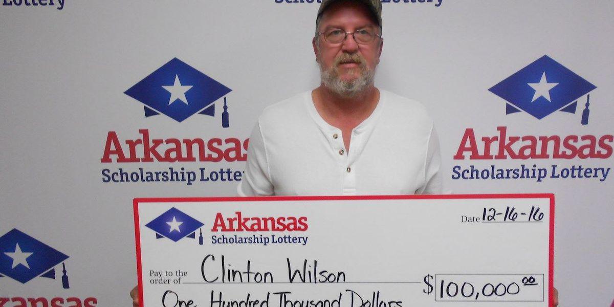 No joke, man wins $100,000