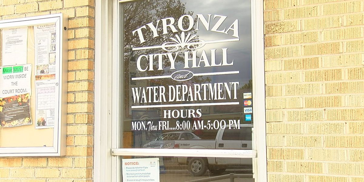 Tyronza offering new online water bill payment option