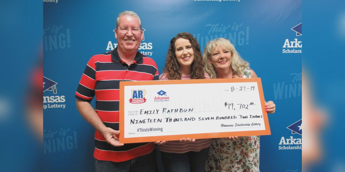 Father and daughter win big on separate lottery tickets