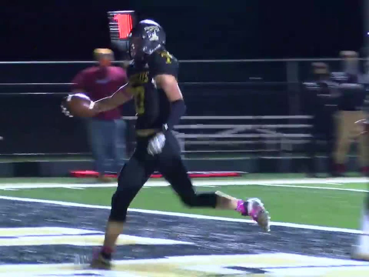 Trumann wins the Yarnell's Sweetest Play of the Week (10/23/20)