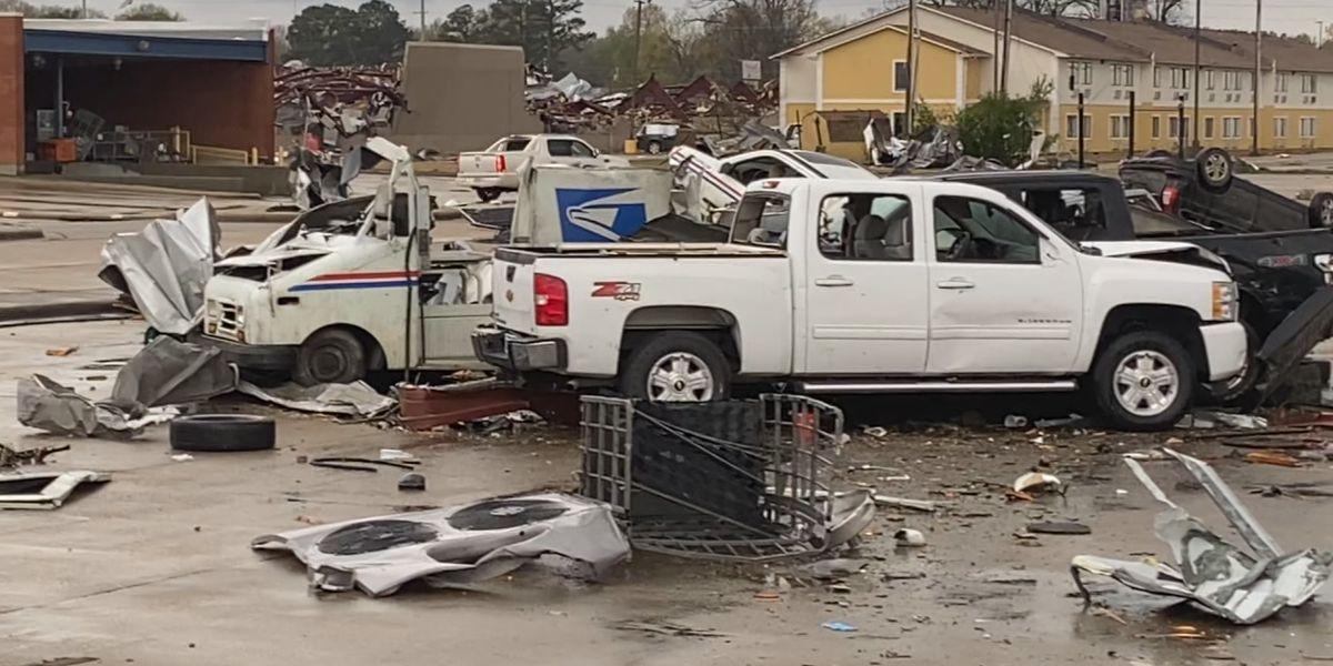 USPS adjusting operations after Jonesboro tornado