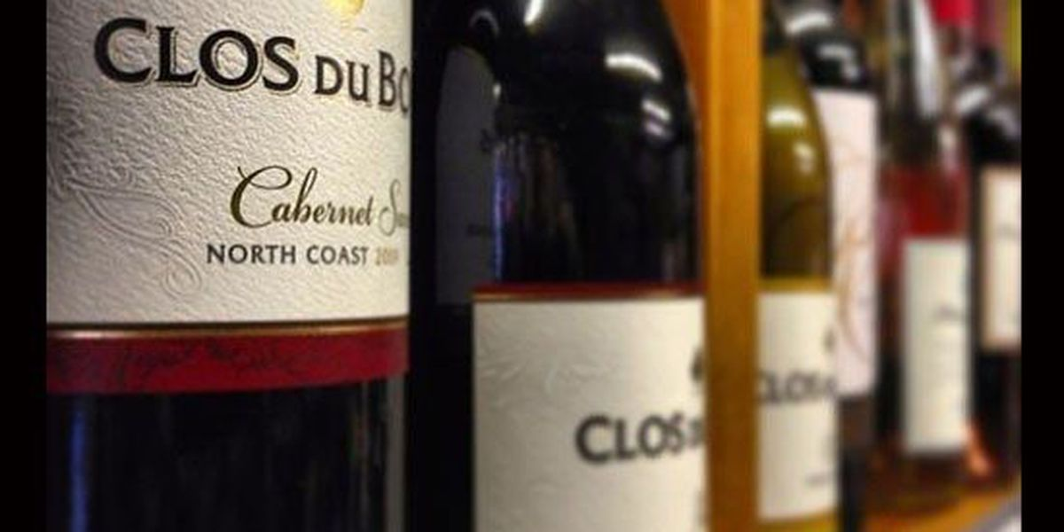 Stores apply for wine permits