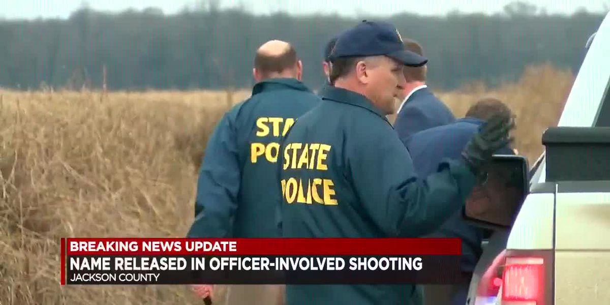 Name released in officer-involved shooting in Jackson County
