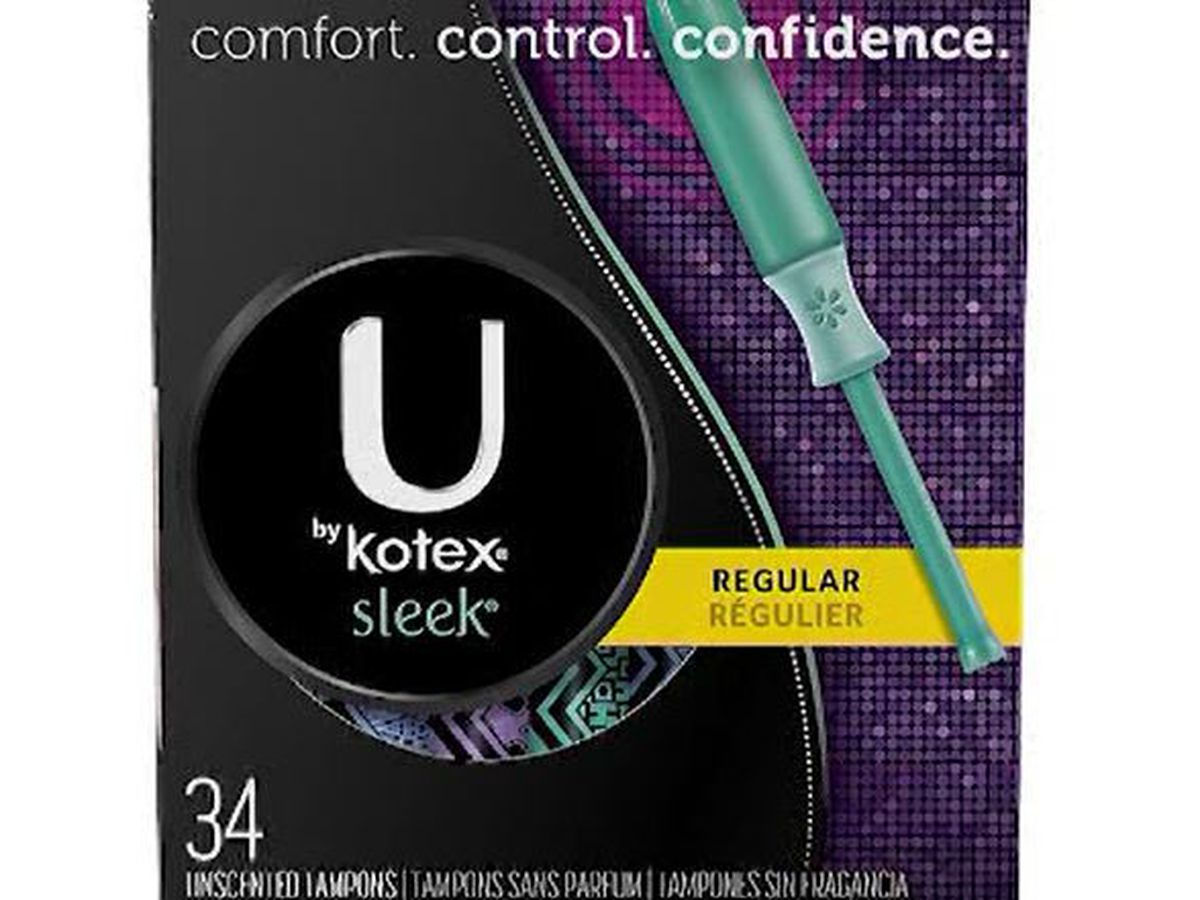U by Kotex Tampons voluntarily recalled after reports of pieces getting stuck inside women's bodies