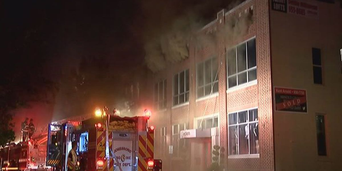 Union Street fire's cause classified as undetermined