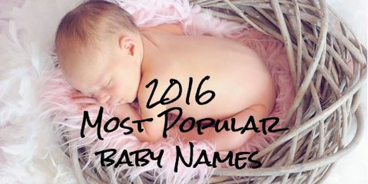 SLIDESHOW: Most popular baby names in Arkansas