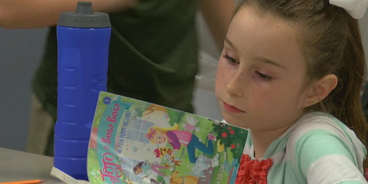 9-year-old donates tablets to hospital; hopes of helping stressed children