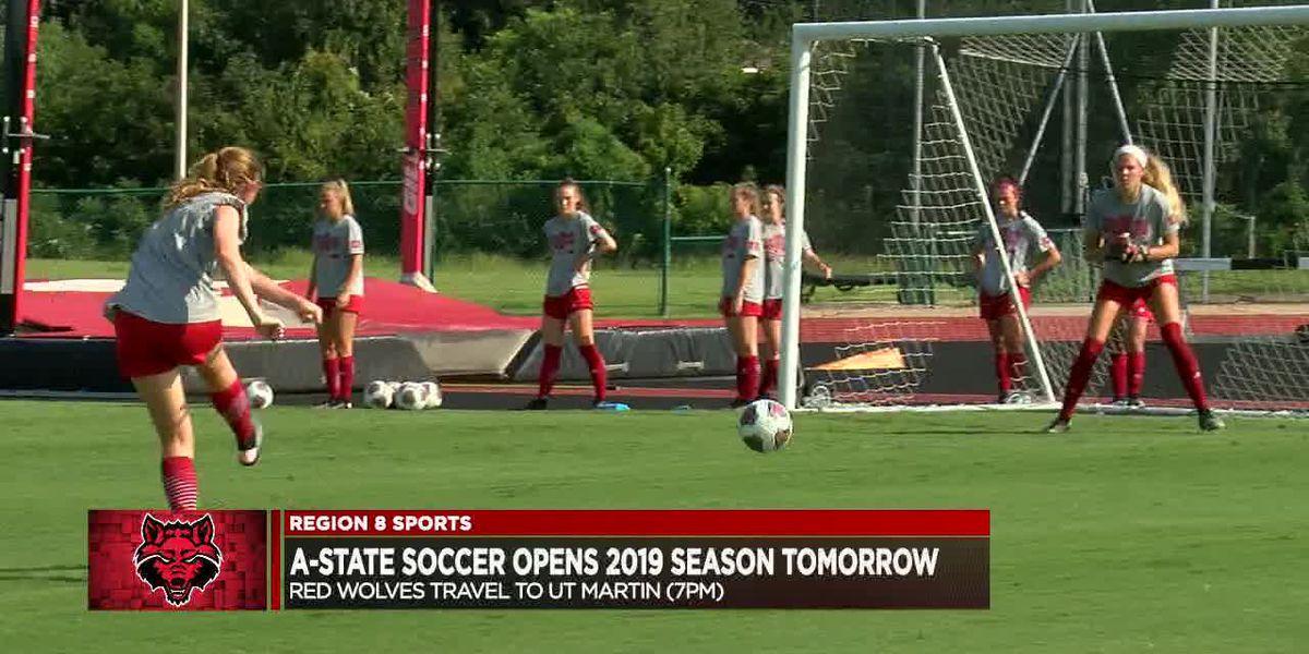 Arkansas State soccer kicks off the 2019 season Thursday night