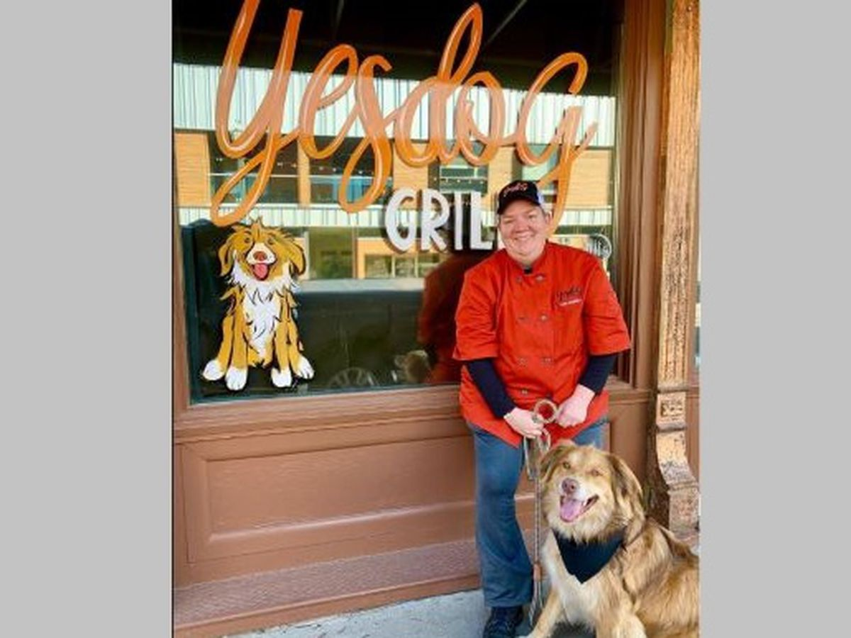 Today's the day: Yesdog Grill opening