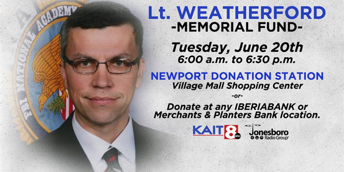 Lt. Weatherford Memorial Fund
