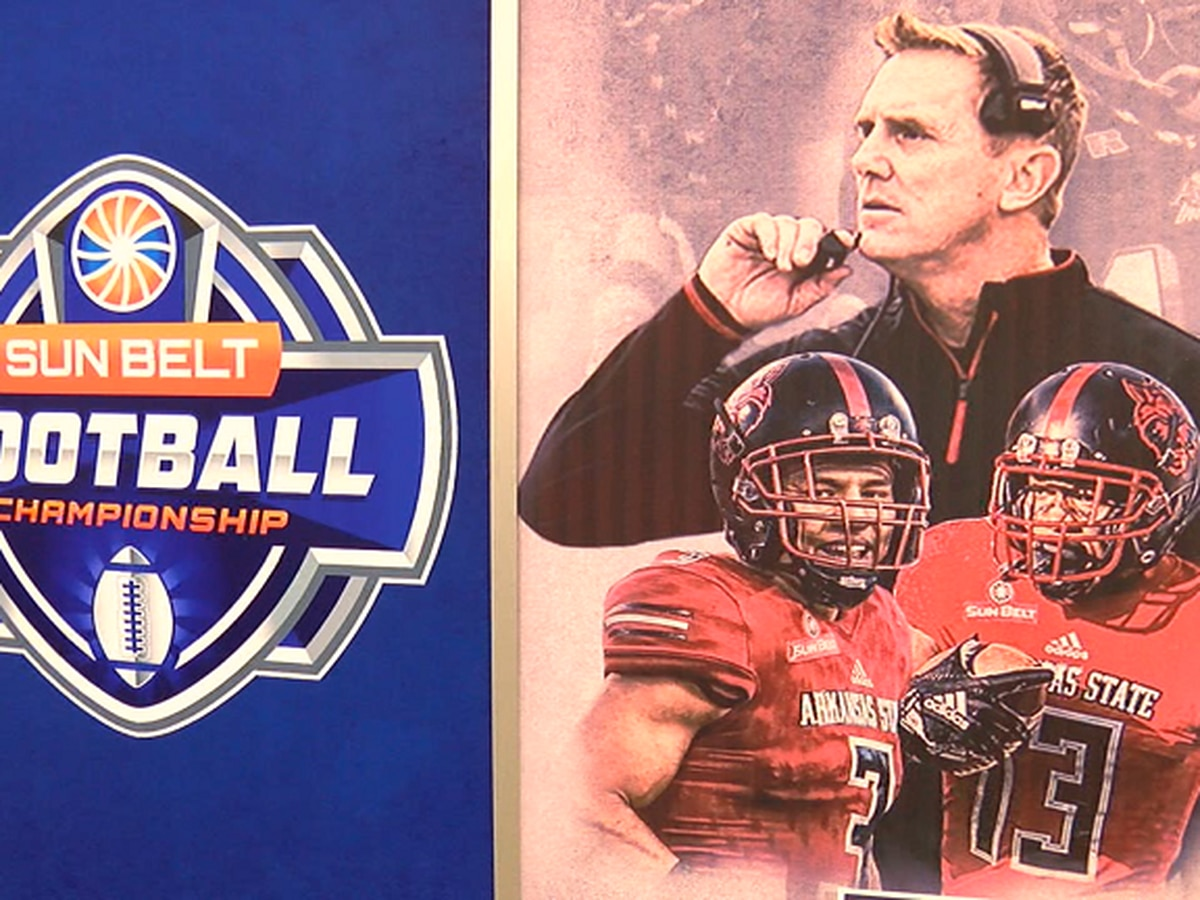 Arkansas State in the spotlight Monday at Sun Belt Media Day