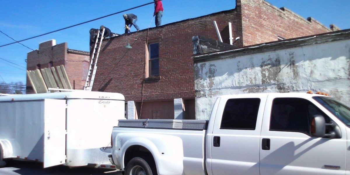 Work to repair Region 8 museum underway