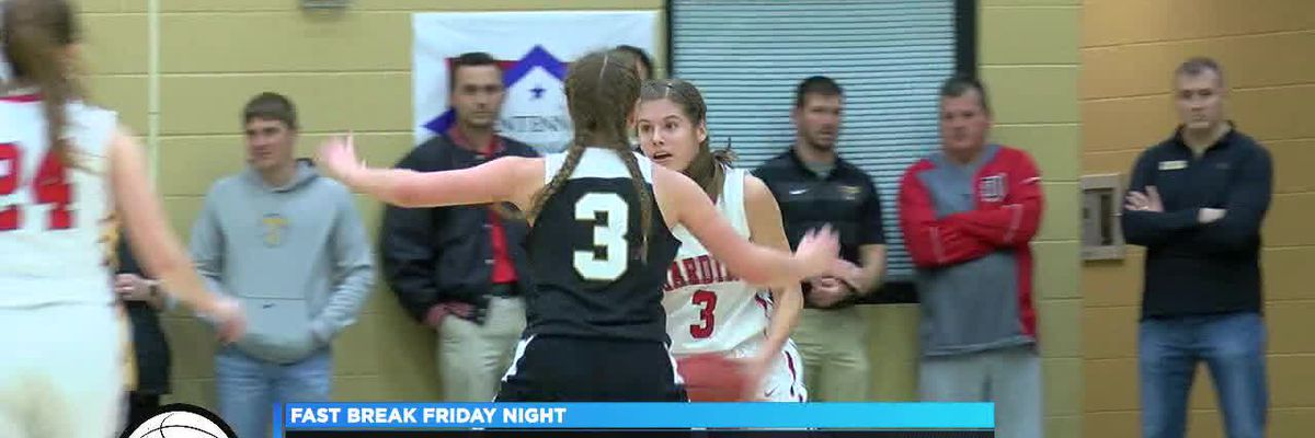 Fast Break Friday Night: Harding Academy girls beat Trumann to advance to 3A 3 final
