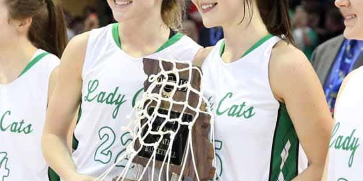 Thayer wins first girls basketball state championship in program history