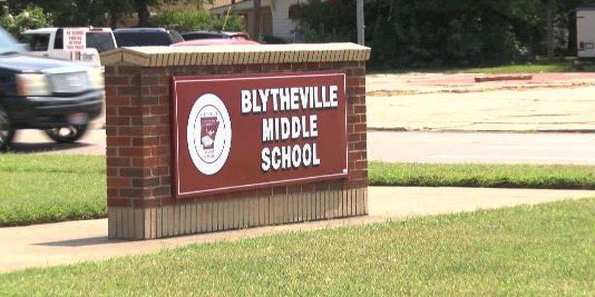 Blytheville Middle School follows high school conversion