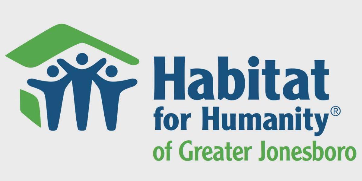 Habitat for Humanity of Greater Jonesboro receives $35,000 in grant funds