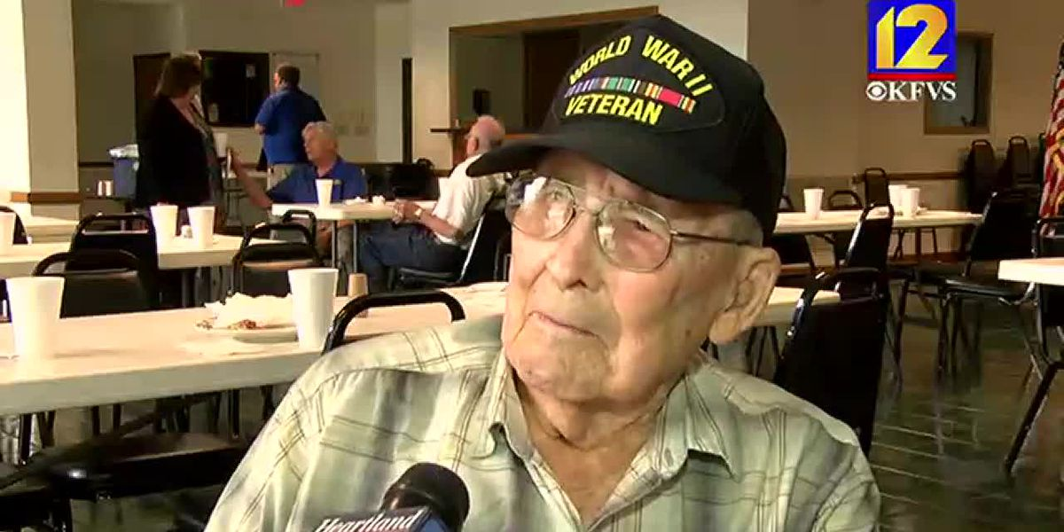 Full Interview: WWII veteran remembers Omaha Beach