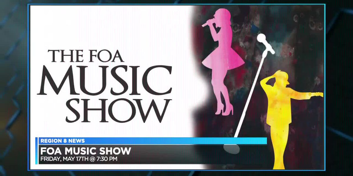 Wednesday Midday The FOA Music Show 5-15-19