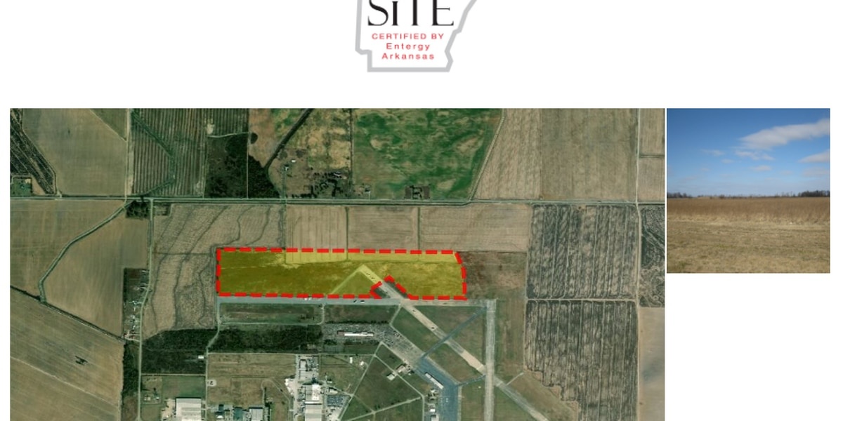 "Newport industrial site selected as ""Select Site"""