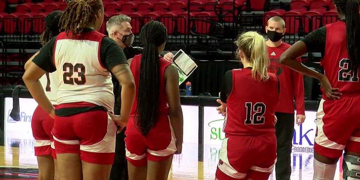 Arkansas State women's basketball hosts UAPB Friday in season opener