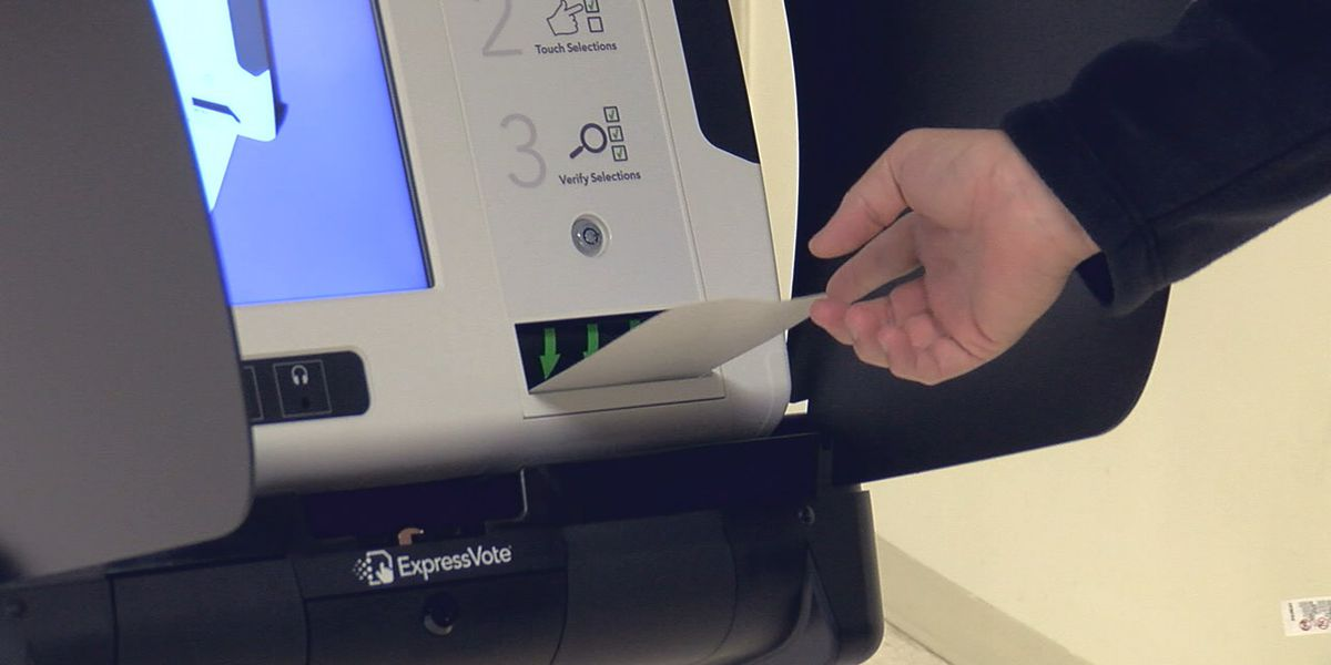 New voting machines allow more convenience for voters