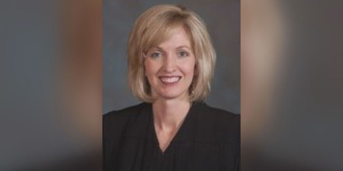 First woman in state to receive master's degree in judicial studies