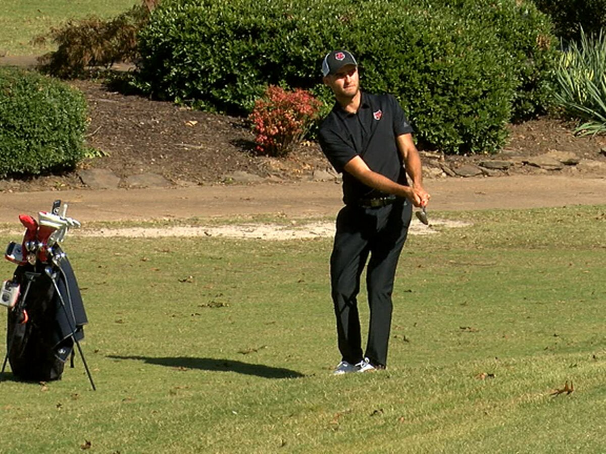 Arkansas State senior Julien Sale named Sun Belt Men's Golfer of the Year