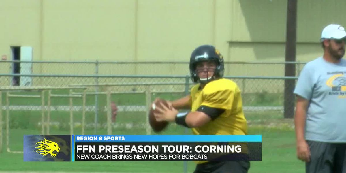 FFN PRESEASON TOUR: Corning