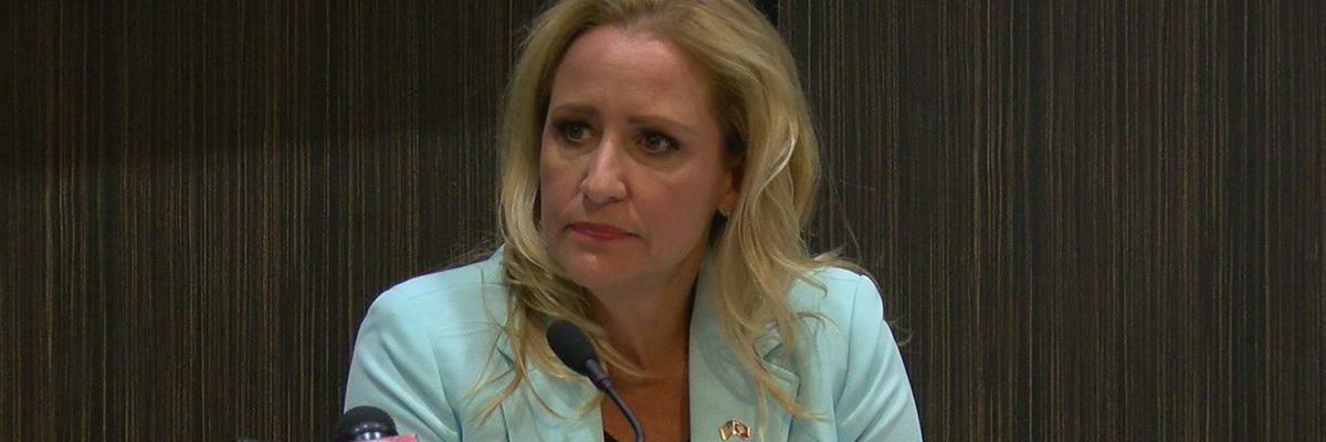 Arkansas attorney general sued, allegedly misused office