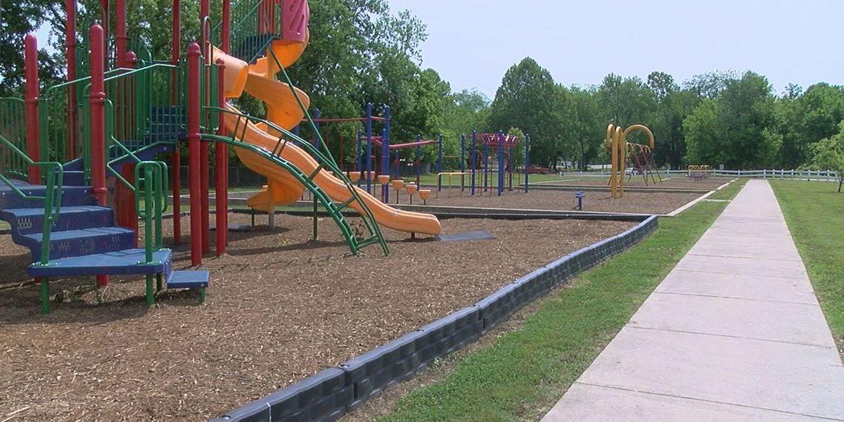 Mayor hopes park improvements boost tourism