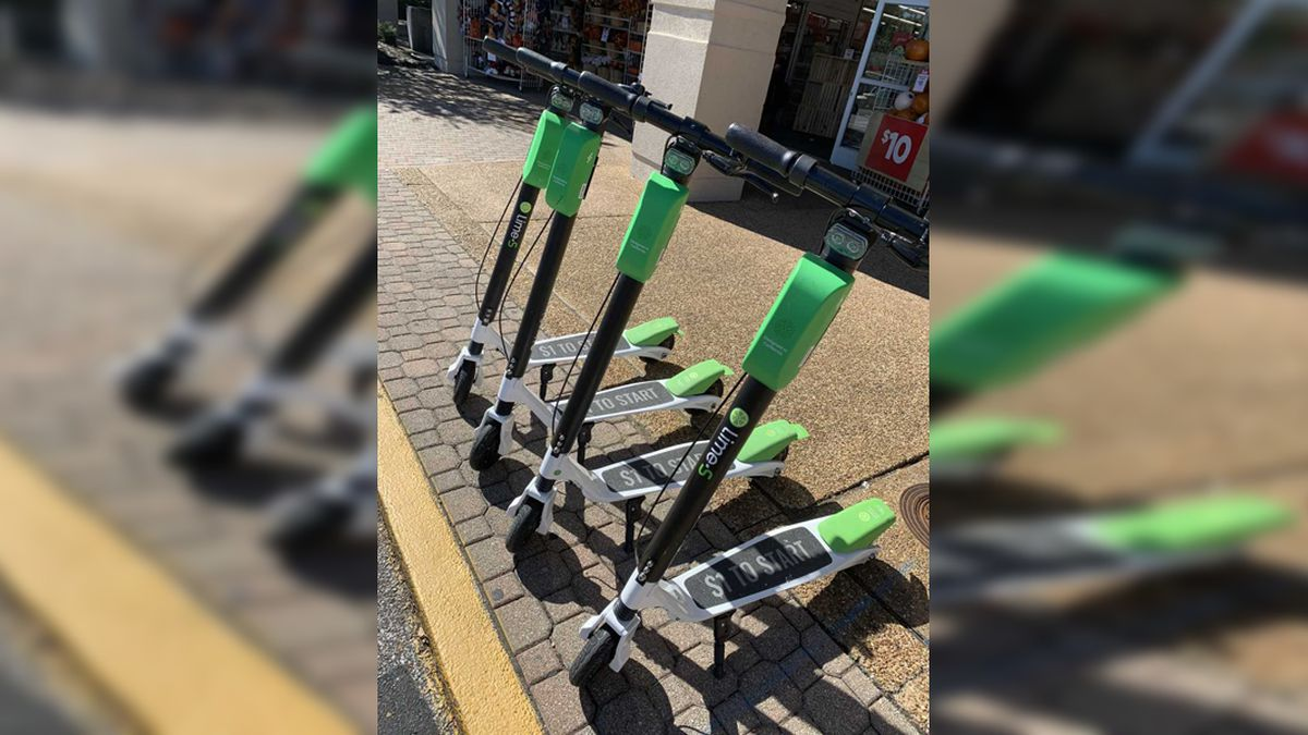 Memphis orders Lime scooter company to remove its scooters