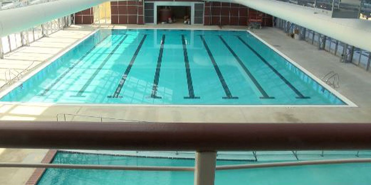 Aquatic complex construction is almost done and fees are set