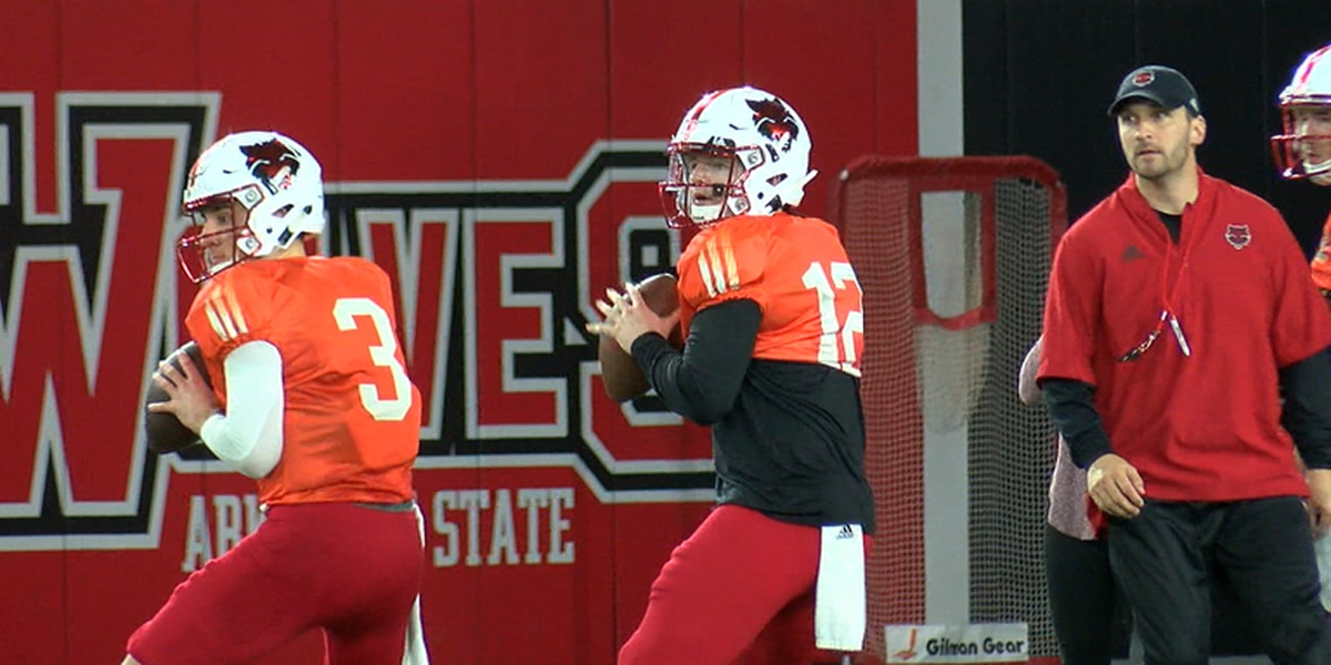 Arkansas State QB battle continues after spring practice