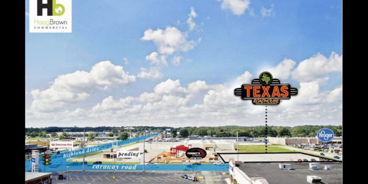 It's official: Texas Roadhouse coming to Jonesboro