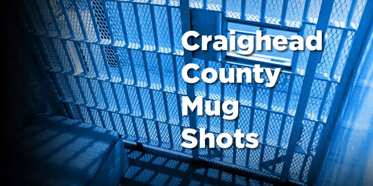 Craighead Co. mug shots, May 19-25