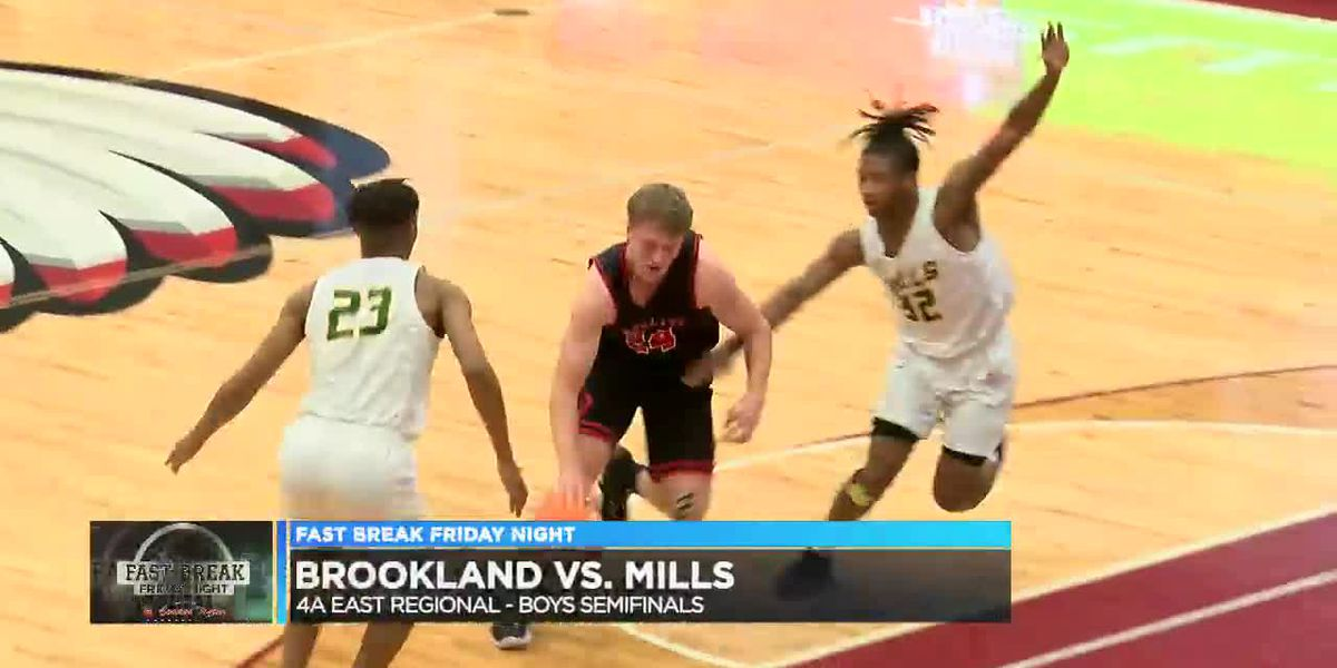 Fast Break Friday Night: Brookland falls to Mills, Blytheville & Southside advance to 4A East finals