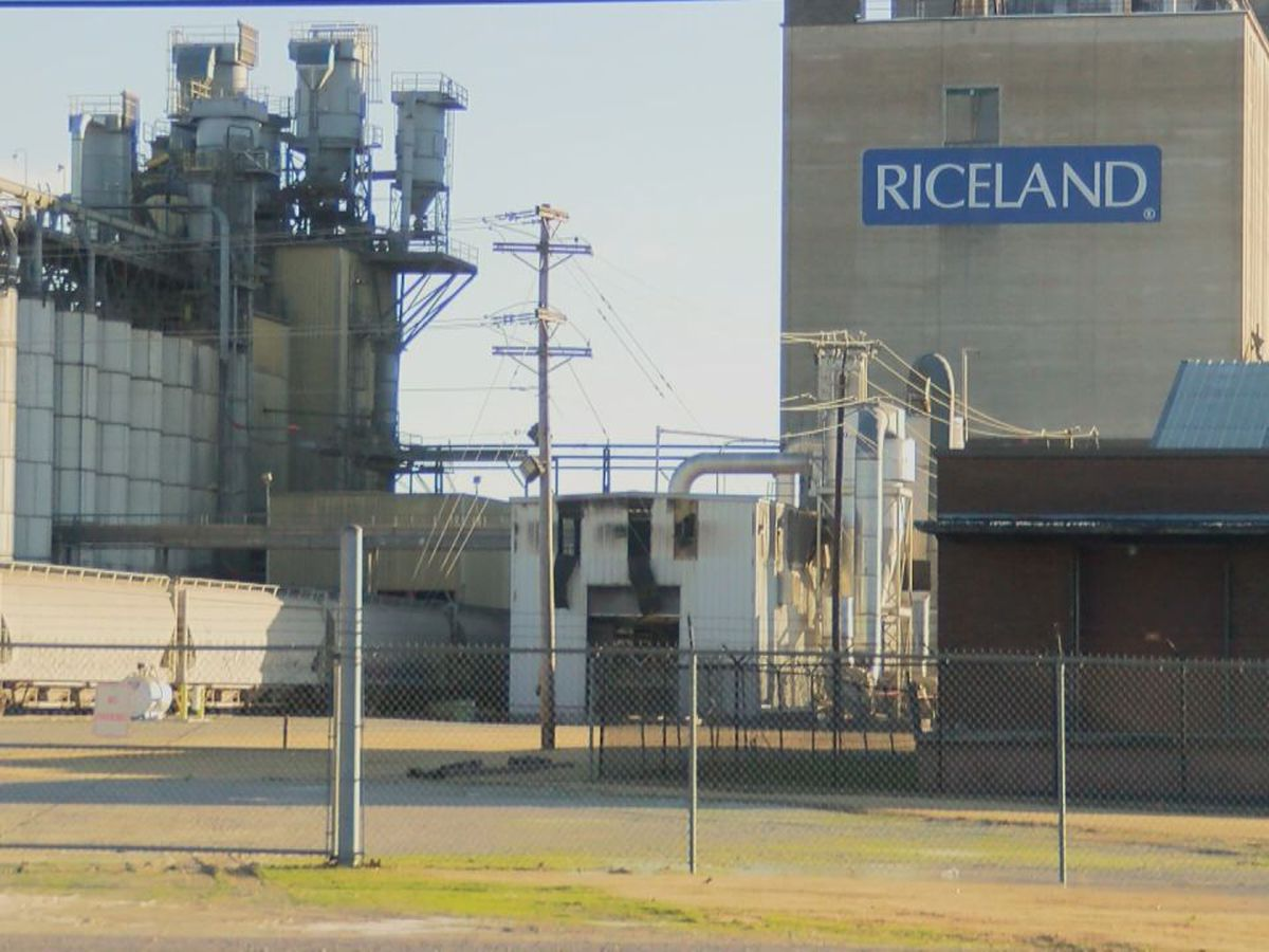 Name released of Riceland employee who died