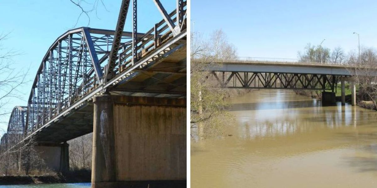 Mo. Dept. of Transportation giving away 2 old bridges