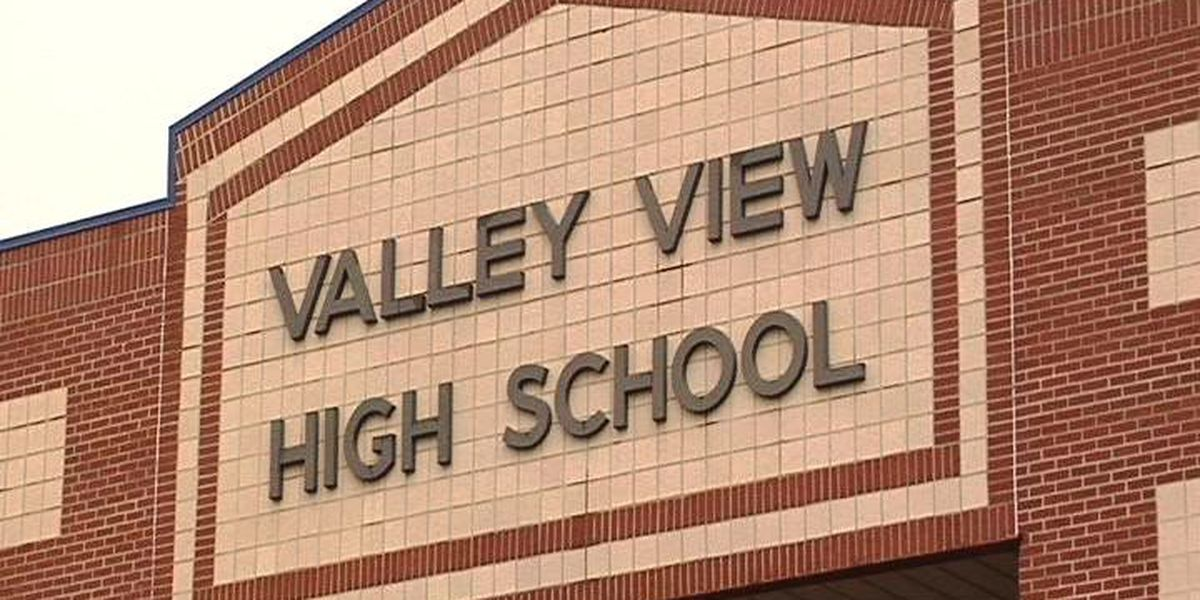 Audio/visual equipment missing from Valley View press box