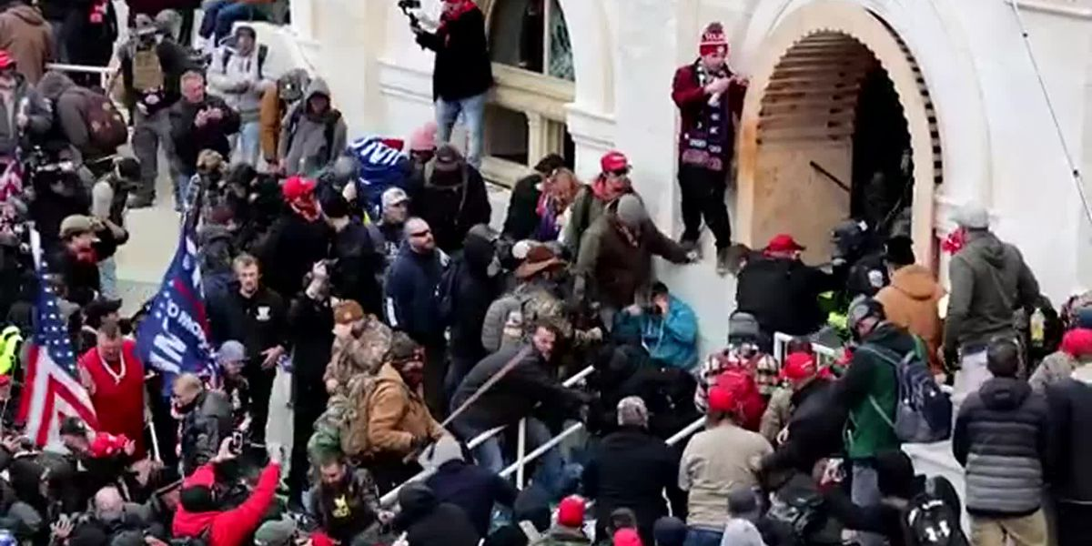 Capitol Police watchdog issues scathing report on Capitol riot