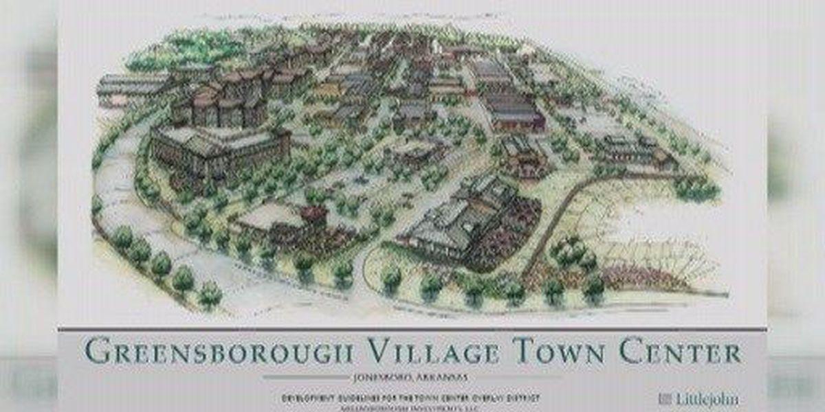 Road plan finalized for Jonesboro development