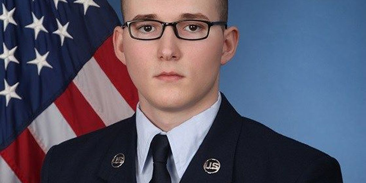 Armed forces salute: Airman Brody L. Goshien