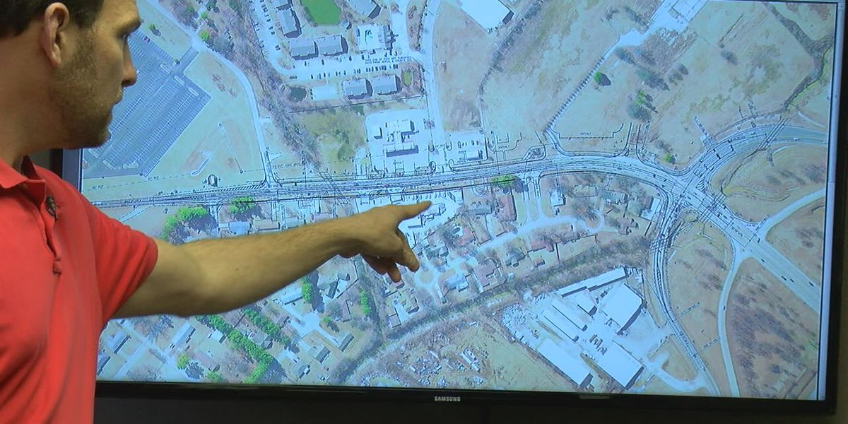 Widening project moves forward after hitting some road blocks
