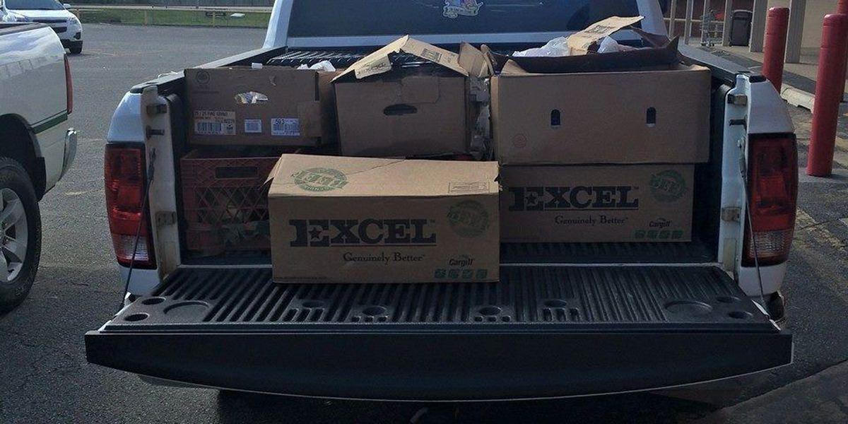 Greene Co. Sheriff's Dept. calls food drive a success